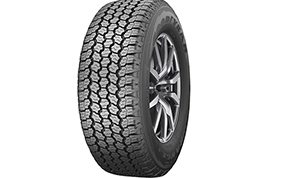 Goodyear Wrangler All-Terrain Adventure: il pneumatico per avventure in off-road