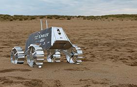 Sulla luna con il progetto Google Lunar XPRIZE e Suzuki