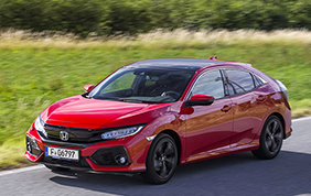 Sulla nuova Honda Civic debutterà il nuovo motore i-DTEC da 120 cavalli