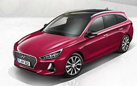 Hyundai i30 wagon: la station poliedrica debutta a Ginevra
