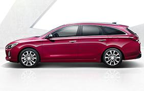 La nuova Hyundai i30 wagon debutta sul mercato italiano