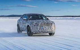 Continuano i test per la futura Jaguar E-Pace