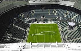 La futura Jaguar XF Sportbrake a Wimbledon