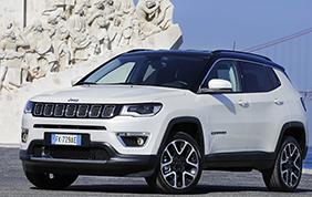 Prova su strada nuova Jeep Compass: evoluzione del SUV compatto