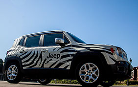 Juventus Jeep Tour 2016