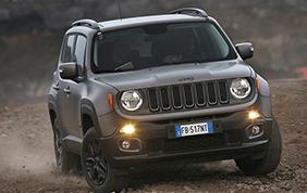 Jeep Renegade Night Eagle: l'edizione speciale di un SUV di successo