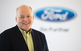 Ford nomina il nuovo Presidente e CEO, Jim Hackett