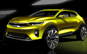 Kia Stonic: in arrivo un nuovo crossover pratico e compatto