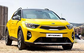 Nuova Kia Stonic: il SUV compatto dalla linea futuristica
