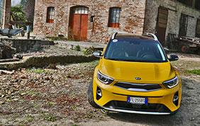 Kia Stonic: compatto, tecnologico e SUV!