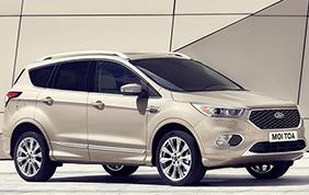 Nuova Ford Kuga Vignale