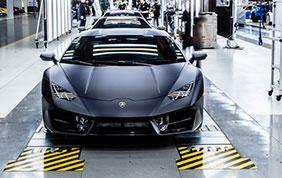 La Lamborghini Urus pronta a sbarcare in Europa