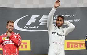 Un Hamilton da record: in Belgio continua la sua corsa verso il titolo