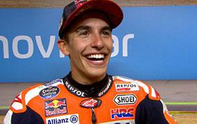 Ad Aragon è podio per Marquez, Pedrosa e Lorenzo