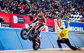 Marc Marquez vince l'edizione 2016 del Trofeo Superprestigio