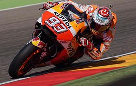 Marquez pronto a superare il record di Rossi