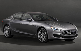 Maserati Ghibli GranLusso: potenza ed eleganza