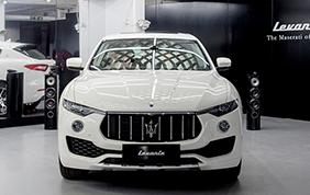 La Maserati Levante S sbarca nel Regno Unito