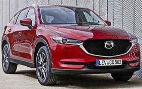 Mazda conquista il più grande livello di sicurezza Americano: il TOP Safety Pick +
