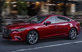 Mazda6 2017: semplicemente più Mazda!