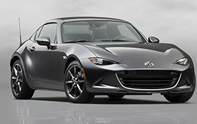 Debutto Europeo per la Mazda MX-5 RF