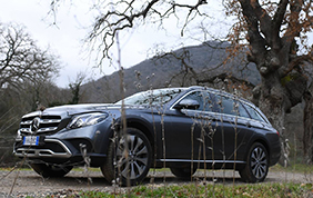 Mercedes-Benz Classe E 4Matic All-Terrain :  arriva una nuova formula di noleggio