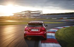 Il noleggio a lungo termine coinvolge le nuove Mercedes-AMG