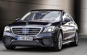 Nuova Mercedes-Benz Classe S: lusso fuori misura!