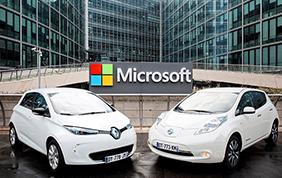 Microsoft e l'alleanza Renault-Nissan
