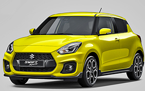 Suzuki New Swift Sport: sportività e concretezza