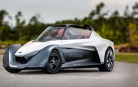 Nissan BladeGlider: il futuro della sportività ad emissioni zero