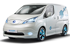 L'acciaieria di Terni punta sulla sostenibilità con la flotta elettrica di Nissan