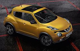 Il Nissan Design Studio veste la nuova Juke