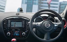 Nissan JukeCam: tecnologia intelligente