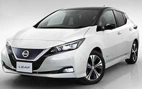 Nuova Nissan Leaf: l'elettrica stradale più autonoma del mondo