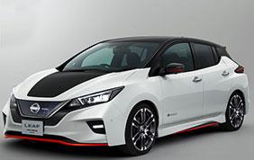 Nissan Leaf Nismo: il suo aspetto lascia intendere la sua anima