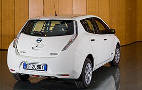 Nissan Leaf Van 2 posti: consegne rapide ed a zero emissioni
