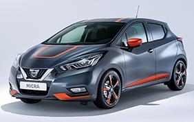 Nuova Nissan Micro Bose Personal Edition