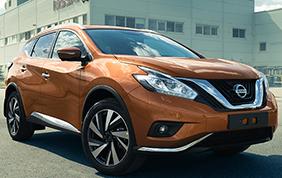 Nuovo Nissan Murano