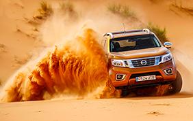 Nissan Navara: oltre ogni limite del pickup
