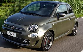 Nuova Fiat 500S