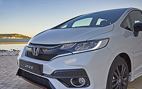 Nuova Honda Jazz Model Year 2018