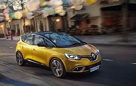 Nuova Renault Scenic conquista le 5 stelle Euro NCAP