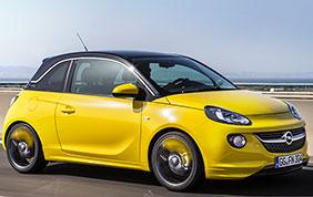 Una Opel Adam da record