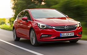 Opel Astra: in Europa mezzo milione di unità vendute!