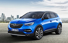 Opel Grandland X: SUV compatto, moderno, affascinante