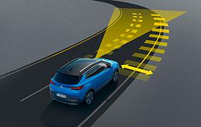 Opel Grandland X punta sulla sicurezza attiva