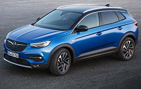 Grandland X: il nuovo SUV Opel sfida le rivali con originalità