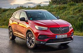 Opel Grandland X finalista ad Autobest 2018