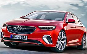 Opel Insignia GSi: la tradizione sportiva, continua